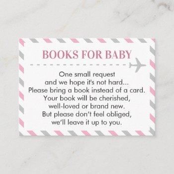 Airplane Travel Books For Baby Book Request