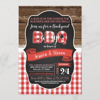 Baby-q Baby Shower Invitation