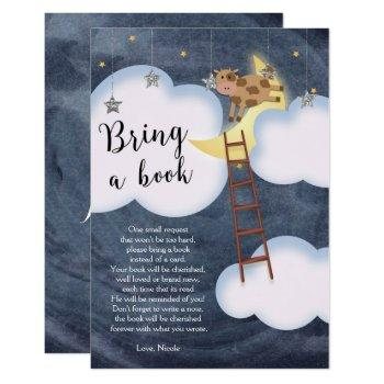 Baby Shower Storybook Nursery Rhyme Book Request Invitation
