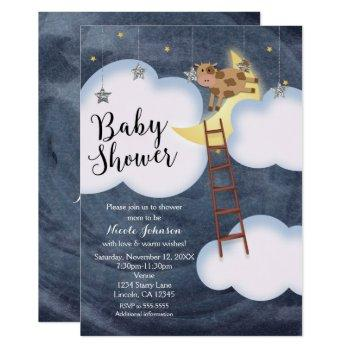 Baby Shower Storybook Nursery Rhyme Invitations