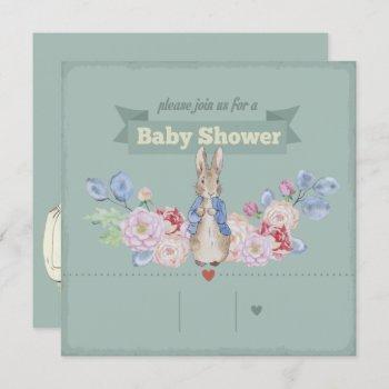 Bunny Baby Shower