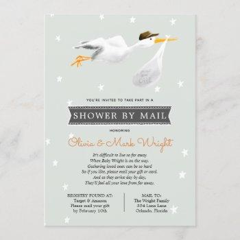 Long Distance Baby Shower By Mail