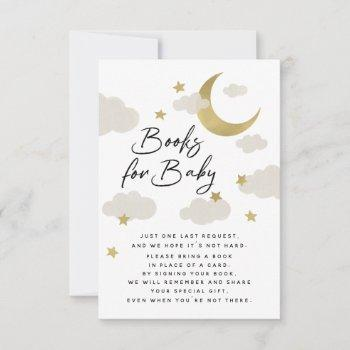 Moon And Stars Baby Shower Books For Baby