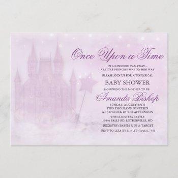 Once Upon A Time Fairytale Baby Shower