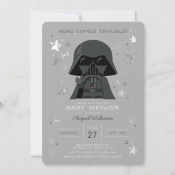 Star Wars | Darth Vader Baby Shower