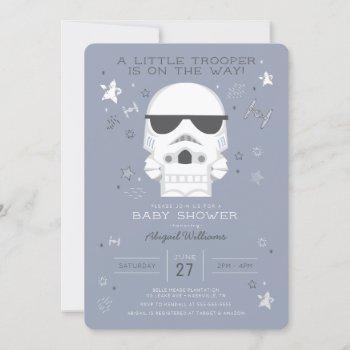 Star Wars | Little Trooper Baby Shower