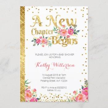 Storybook Fairy Tale Baby Shower
