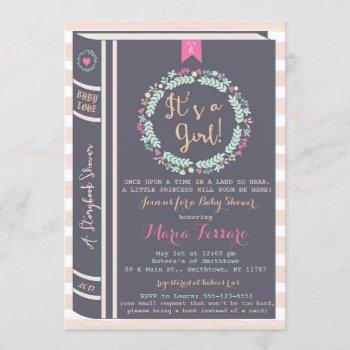 Storybook Fairytale Baby Shower