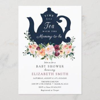 Time For Tea Baby Shower