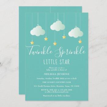 Twinkle Sprinkle Little Star Baby Shower