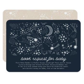 Written In The Stars Constellation Book Request Invitation